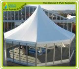 Пожаробезопасный брезент PVC Coated для напольных украшения/крыши