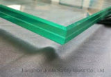 10mm+1.52PVB+10mm (21.52mm) Gehard Gelamineerd Glas