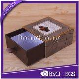 Печатание цвета сползая коробку изготовленный на заказ шоколада картона упаковывая