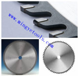 La circulaire de CTT scie la lame couper les métaux non ferreux