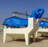 LzzgからのLzの砂のリサイクリング・システム