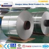 Metal en frío de la bobina del acero inoxidable del espesor 304 de 1m m
