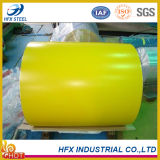 La couleur de PPGI a enduit la bobine en acier galvanisée