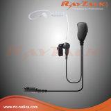 Hörmuschel der Überwachung-2-Wires für Motorola Dp2000/Dp2400