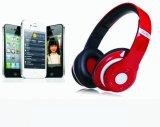 Écouteurs colorés supplémentaires du bandeau MP3 de type, écouteur se pliant de Bluetooth