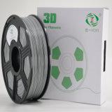 Schwarzer Drucker-Heizfaden 1.75mm 3mm ABS Heizfaden der Spulen-3D für Drucken 3D