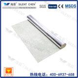 Underlay de borracha adesivo de SBR para o revestimento (Rub20-L)
