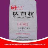 Modificado precio barato polvo de TiO2