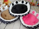 Fußabdruck Stil Dog Bed & Haustier-Bett