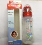 Friedensstifter-führende Flaschen-Milchnahrung-Baby-Flasche gibt Nibbler-Zufuhr B0327 an