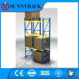 Platz-Anwendung verbesserte Lager-Stahlladeplatten-Zahnstange