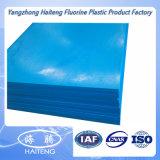 Feuille de HDPE de feuille de PE avec la couleur blanche bleue