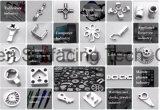 Kundenspezifische Metalteile der Telekommunikations-MIM