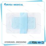 Foryou medizinisches medizinisches Hydrogel, das Hypoallergenic Wundanhaftende Wunde-FDA Hydrogel-Wundbehandlung kleidet