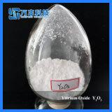 Polvo del óxido del itrio para el vidrio óptico Usuage