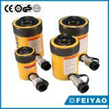 Plongeur cric hydraulique (FY-RCH) de cavité d'acier allié de prix usine