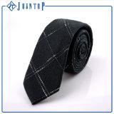 형식 디자인 주식 제복에 의하여 뜨개질을 하는 남자 넥타이