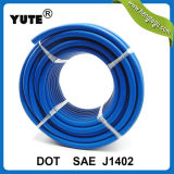 Manguera de aire J1402 yute Rojo Azul Negro SAE para el sistema de frenos