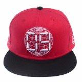 Alta calidad modificada para requisitos particulares Red Hat y casquillo del Snapback del bordado
