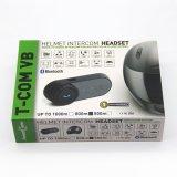 Bluetooth Motorrad-Sturzhelm-Wechselsprechanlage-Kopfhörer 800m Fdc-02