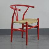 كلاسيكيّة [رترو] أسلوب معدن إطار يحاك حبل [ويشبون] [ي] كرسي تثبيت لأنّ يتعشّى ([سب-لك289])
