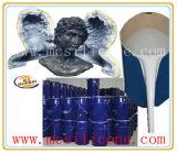 Gomma di silicone di Brushable per la fabbricazione della muffa delle statue