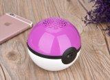 Sfera variopinta del colpo di Music Box di Bluetooth della Banca di potere di modo per il rilievo del telefono mobile