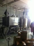 粉乳および砂糖の混合タンク(高速乳化タンク)