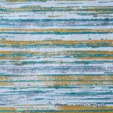 Gesponnenes Polyester-Jacquardwebstuhl-Textilgewebe für Form-Art