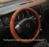 Кож-Красная крышки рулевого колеса автомобиля экологическая