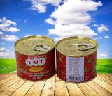 Томатный соус затира томата с по-разному размером