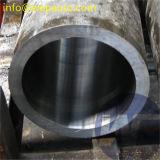 Tubo plateado cromo afilado con piedra del barril de cilindro