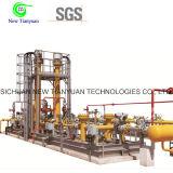 기술설계 프로젝트를 위한 연료 가스 압력 통제 & 미터로 재는 미끄럼