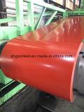 El acero de PPGI/PPGL enrolla precio de fábrica de las hojas de China