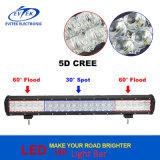 点の洪水のコンボのビーム手段LEDのライトバーを運転する二重列4X4 300W 36000lm LED