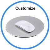 Tapis de souris fait sur commande d'aluminium de logo