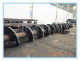 Schrauben-Förderanlage für Tunnel