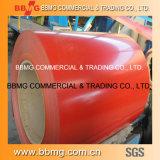 PPGI Farbe beschichtete gewölbte Dach-Blätter CGCC, Dx51d+Z gewellter beschichteter Stahlring des Dach-Material-PPGI Farbe