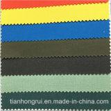 Prodotto funzionale conduttivo ignifugo intessuto saia