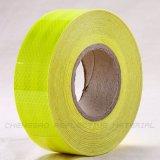Ruban adhésif r3fléchissant de sûreté jaune au néon élevée de visibilité (C5700-FY)
