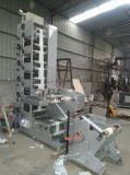 Machine d'impression de papier de Flexo de roulis d'étiquette avec la conformité de la CE (ZBRY-650)
