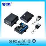 O receptor ao ar livre e suporta o transmissor fixo do código e do código do rolamento para a porta da garagem