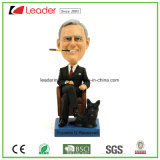 Новые подгонянные Polyresin Figurines Жамес Мадисон Bobblehead для домашних подарков украшения и сувенира