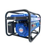 Alternatore industriale del generatore della benzina di vendita 100% di potere portatile caldo del collegare di rame 3.2/4.0/5.0/6.0kw