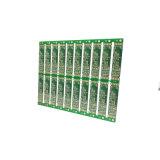 Circuito do PWB de Enig da placa de circuito impresso de 4 camadas do prato principal MEADOS DE