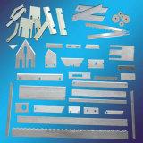 Guillotine-Kreisschaufel für den Papierplastikausschnitt, der Reißwolf-Maschine aufschlitzt