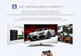 Mise à jour sèche complètement chargée sèche d'Ota de dongle du cadre TV de l'androïde 6.0 les meilleur marché TV du faisceau 2GB 16GB Kobi de quarte de Caidao TV S905X