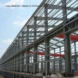 Тяжелое стальное промышленное здание мастерской/Godown стальной структуры