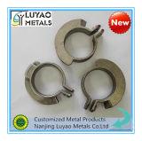Proceso perdido del bastidor de la cera para el aluminio que trabaja a máquina de la fundición de aluminio