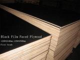 film noir de première pente de 18mm pour la colle de la construction WBP